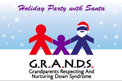 G.R.A.N.D.S. Visit with Santa