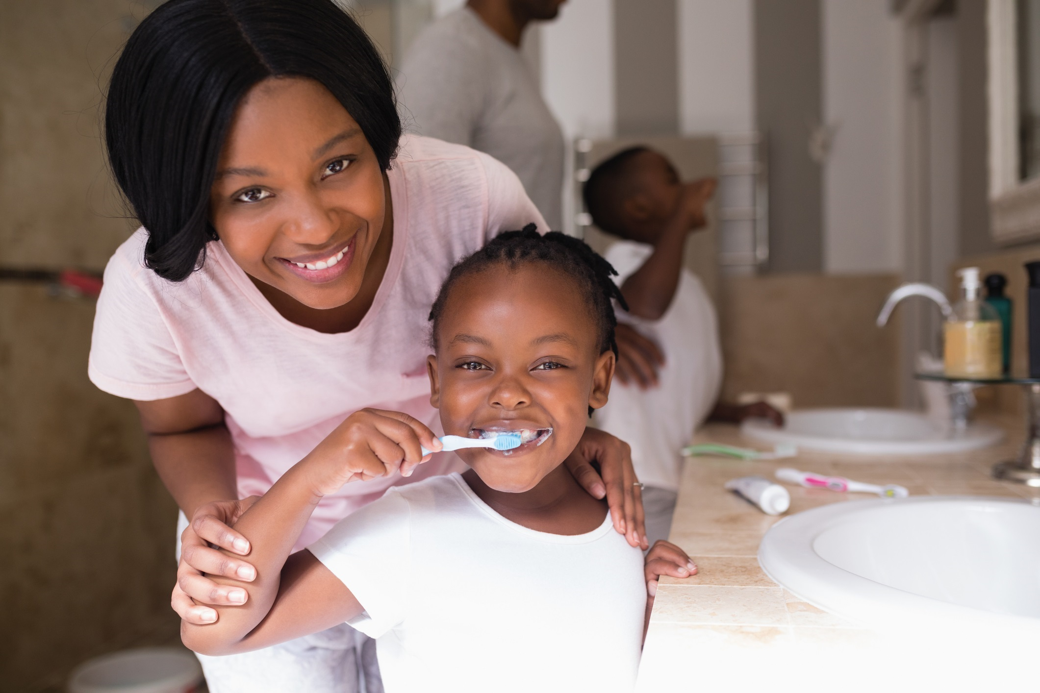 Give your child a healthy mouth for life.