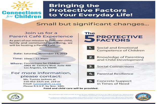 Bringing the Protective Factors to Your Everyday Life!