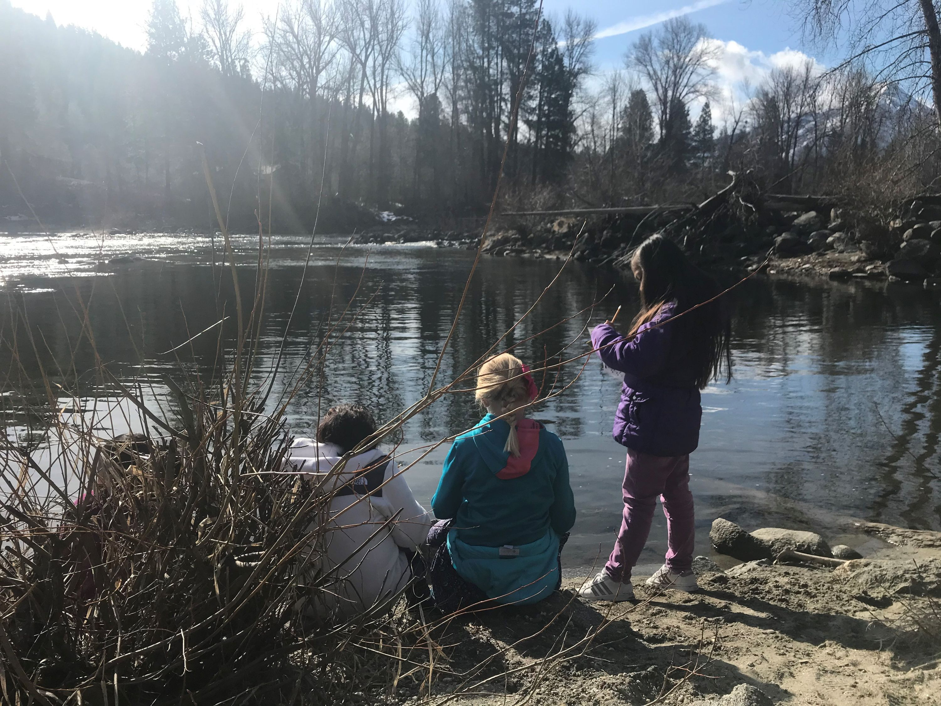 3/27/2020 Field Notes: Newsletter of the Wenatchee River Institute