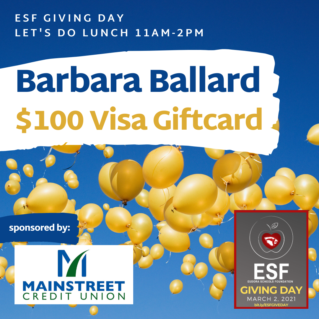 Let's Do Lunch- $100 Visa Giftcard