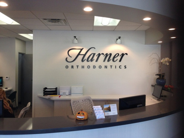 Etched Vinyl Window Graphics Dental Offices Orange County CA - Window decals for medical offices