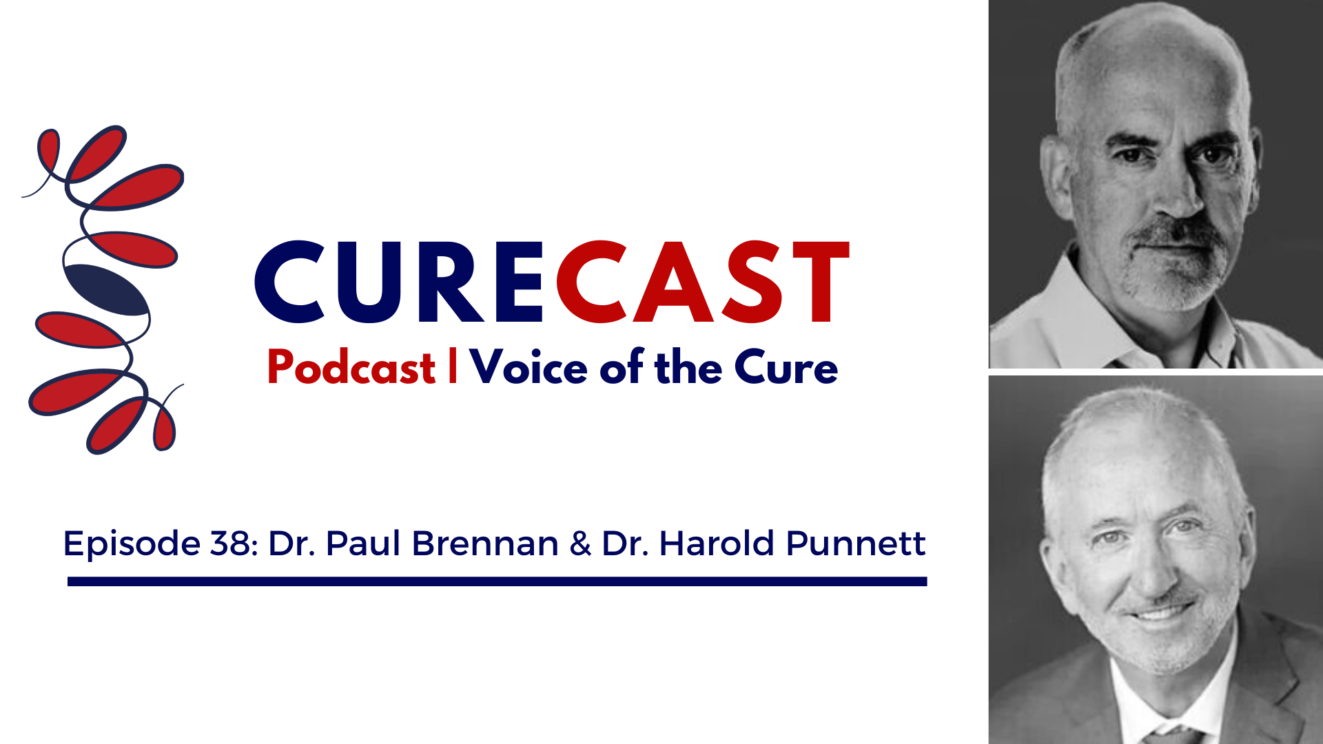 CureCast Episode 38: An Interview with NervGen Pharma's Paul Brennan & Harold Punnett