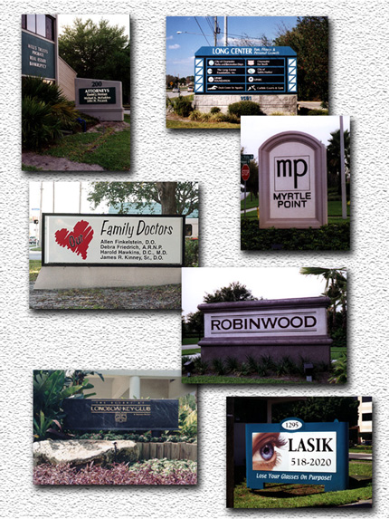 Architectural Graphics and Building Signage (Photo Gallery)