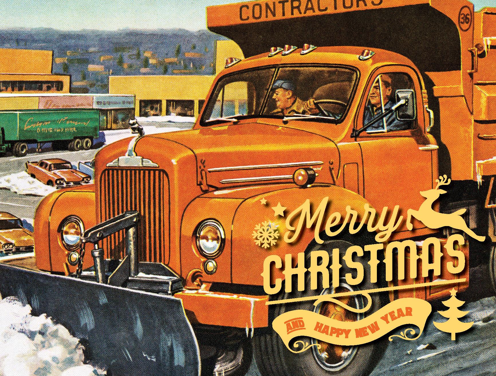 Working Christmas