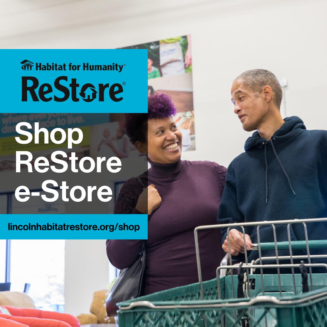 Shop ReStore e-Store