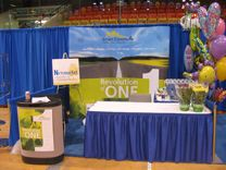 Smart Commute Trade Show Booth