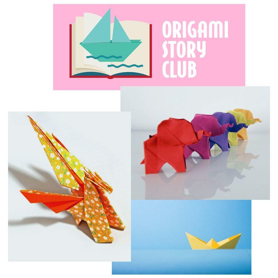 Mini Origami Class!
