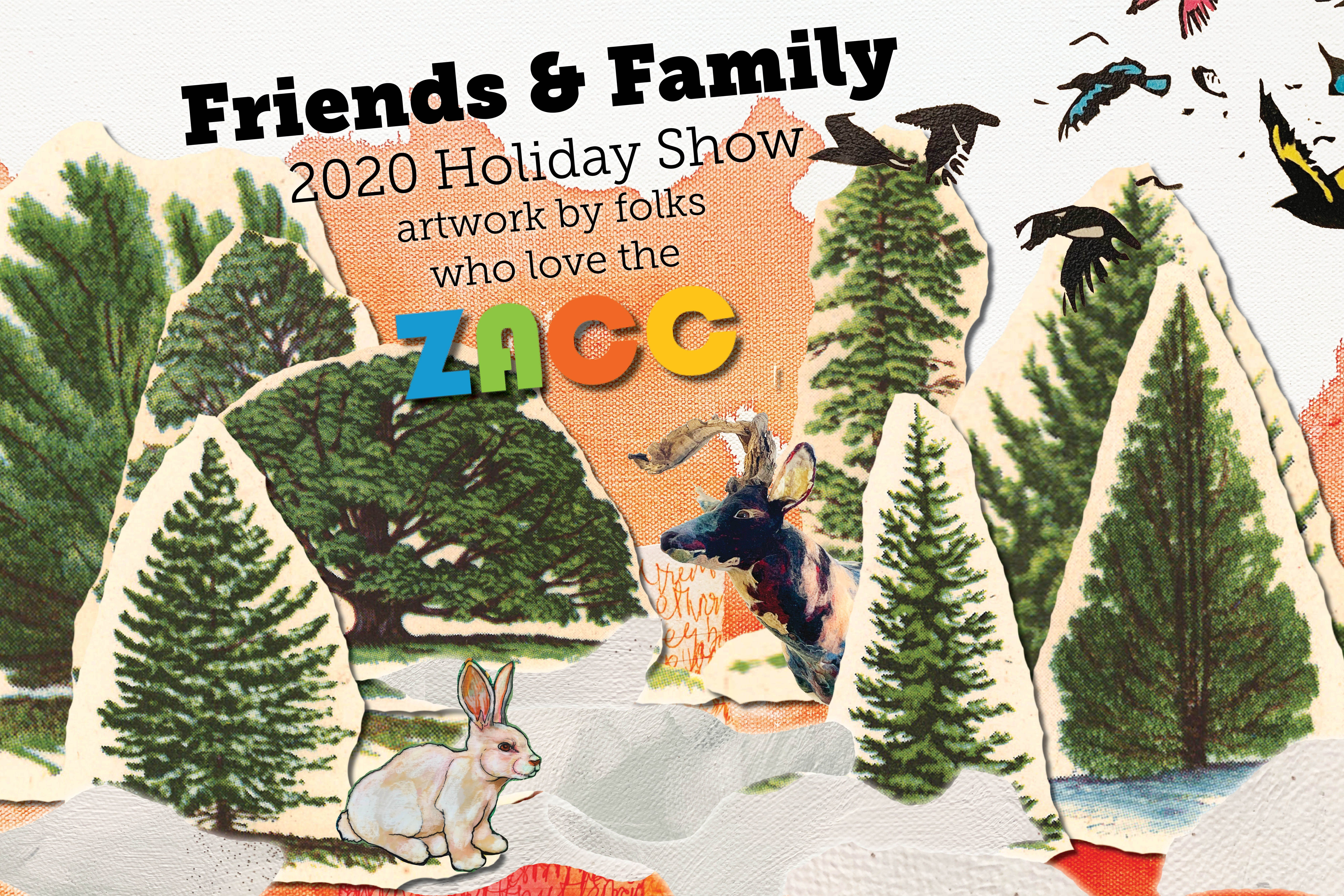 Friends & Family Holiday Show in the Main Gallery