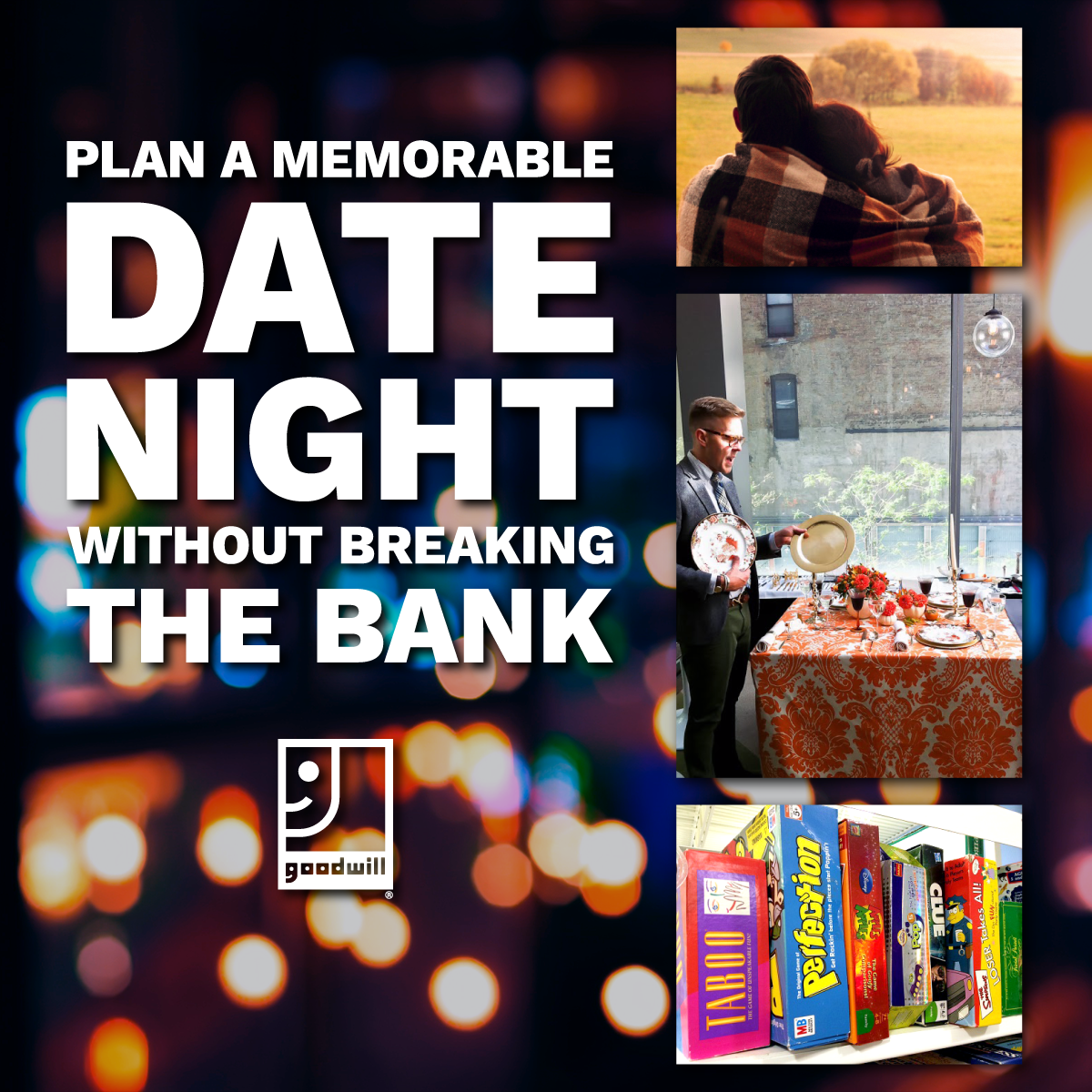 Plan a Memorable Date Night Without Breaking the Bank