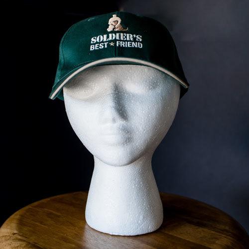 Hunter Green Port Authority Hat
