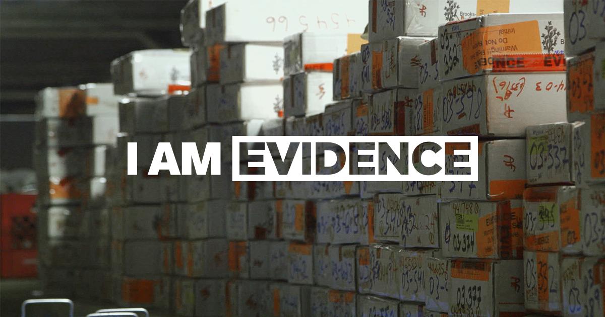 I AM EVIDENCE: Free Film Screening