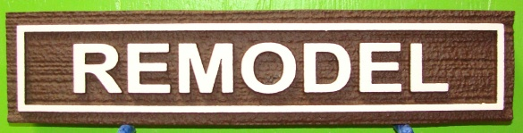 SA28670 - Sign for Remodeling Construction Site