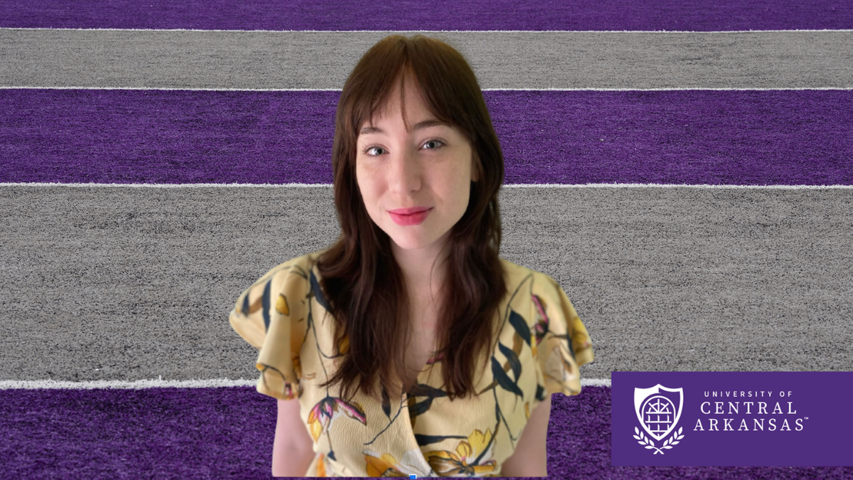 UCA Students for the Arts President: Olivia Fleming, from Little Rock, AR, Senior, Major- Spanish and Art History, Minor- Honors Interdisciplinary Studies.