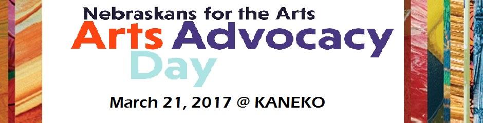 Arts Advocacy Day @ KANEKO March 21, 2017