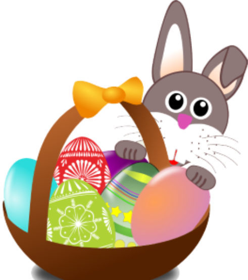 Easter Egg Hunt on April 19th