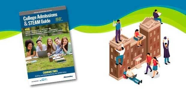 2020 College Admissions Guide header image