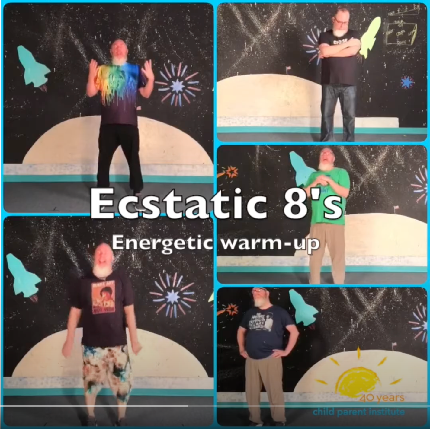 Ecstatic Eights