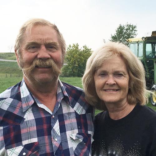 Rodney & Linda Weigum