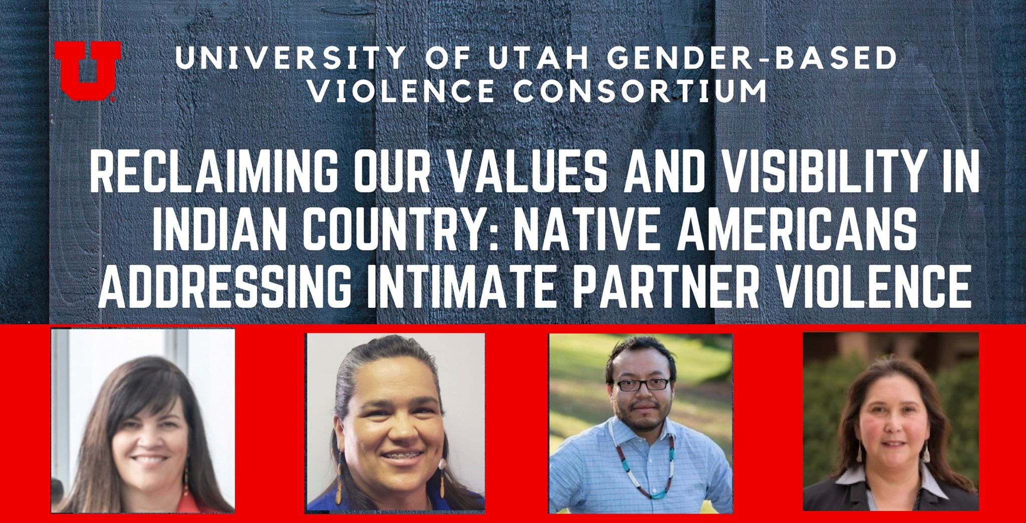 WEBINAR: Reclaiming Our Values and Visibility in Indian Country: Native Americans Addressing Intimate Partner Violence
