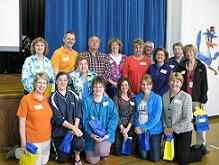 Bright Lights Honored Teachers