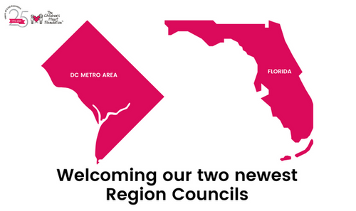 Welcoming our newest Region Councils
