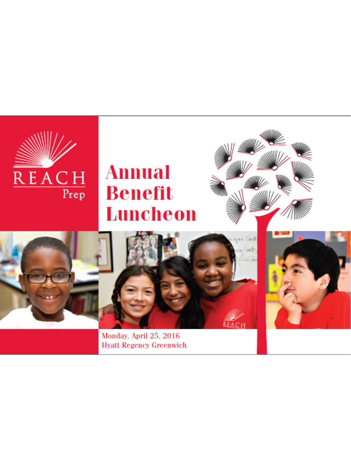 Annual Benefit Luncheon 2016
