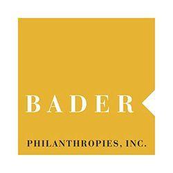 Bader Philanthropies, Inc.