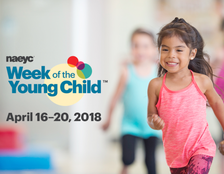 The Week of the Young Child 2018