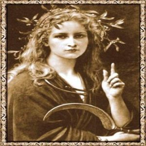 Moon, Oak, and Sickle Druidry