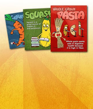 Nutrition Characters