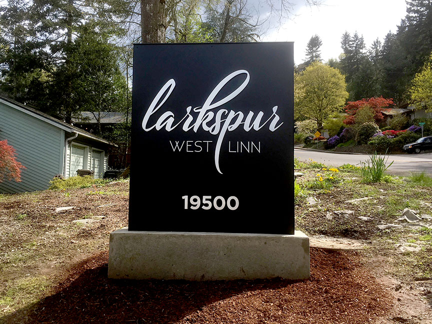 LARKSPUR WEST LINN