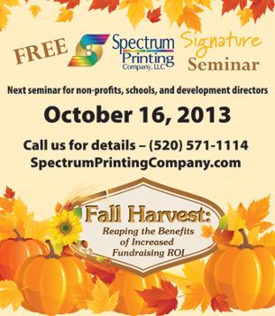 Spectrum's Own Seminar Series