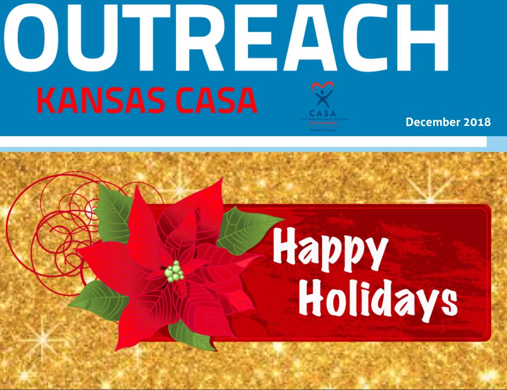 Happy Holidays Newsletter