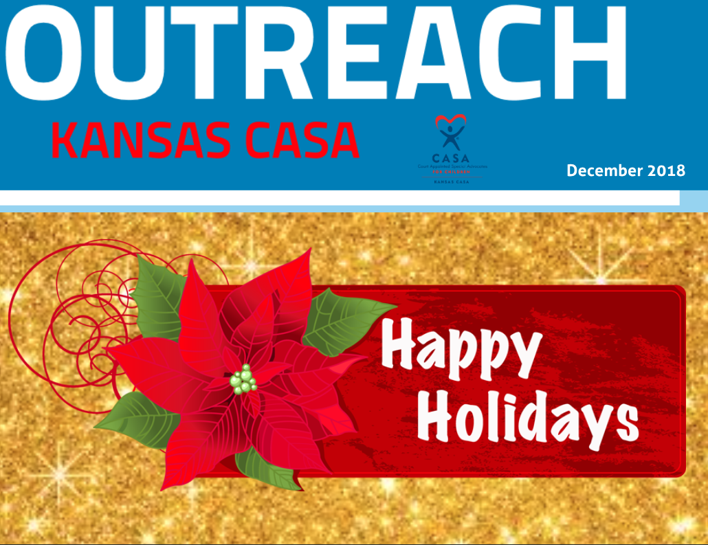 Happy Holidays Newsletter