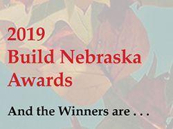 2019 Build Nebraska Awards