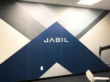 Jabil Wall Mural