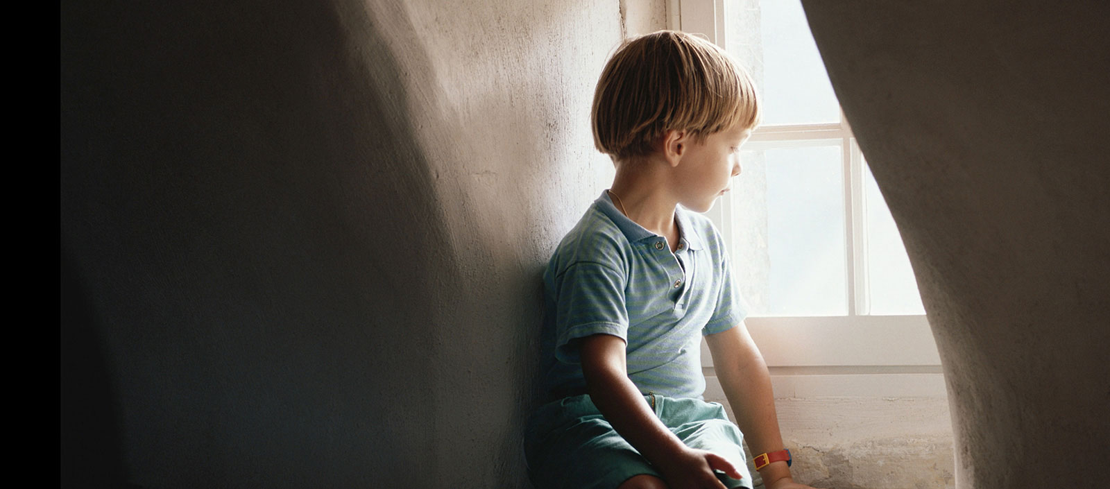 Stand up for an abused or neglectedchild.