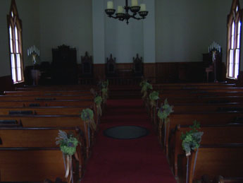 Decorated Interior