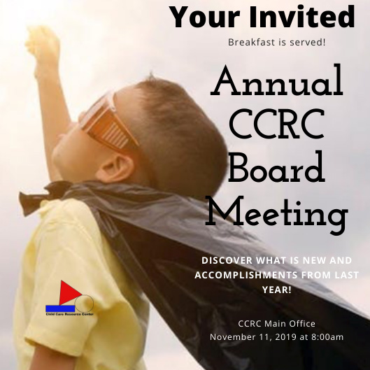 CCRC Annual Board Celebration