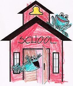 LEEP into School crayon school