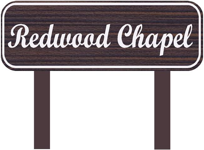 GC16924 - Chapel Identification Sign