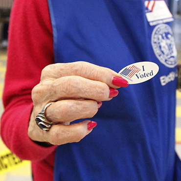 Election Center Now Open