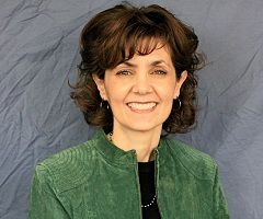 Kathy Stokes, Associate Vice President of Child Abuse Prevention