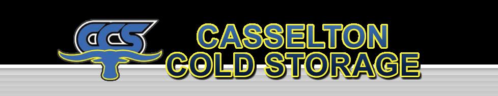 Casselton Cold Storage