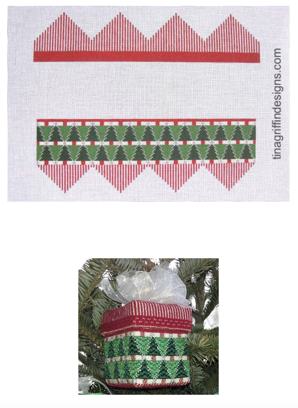 Christmas Trees Present