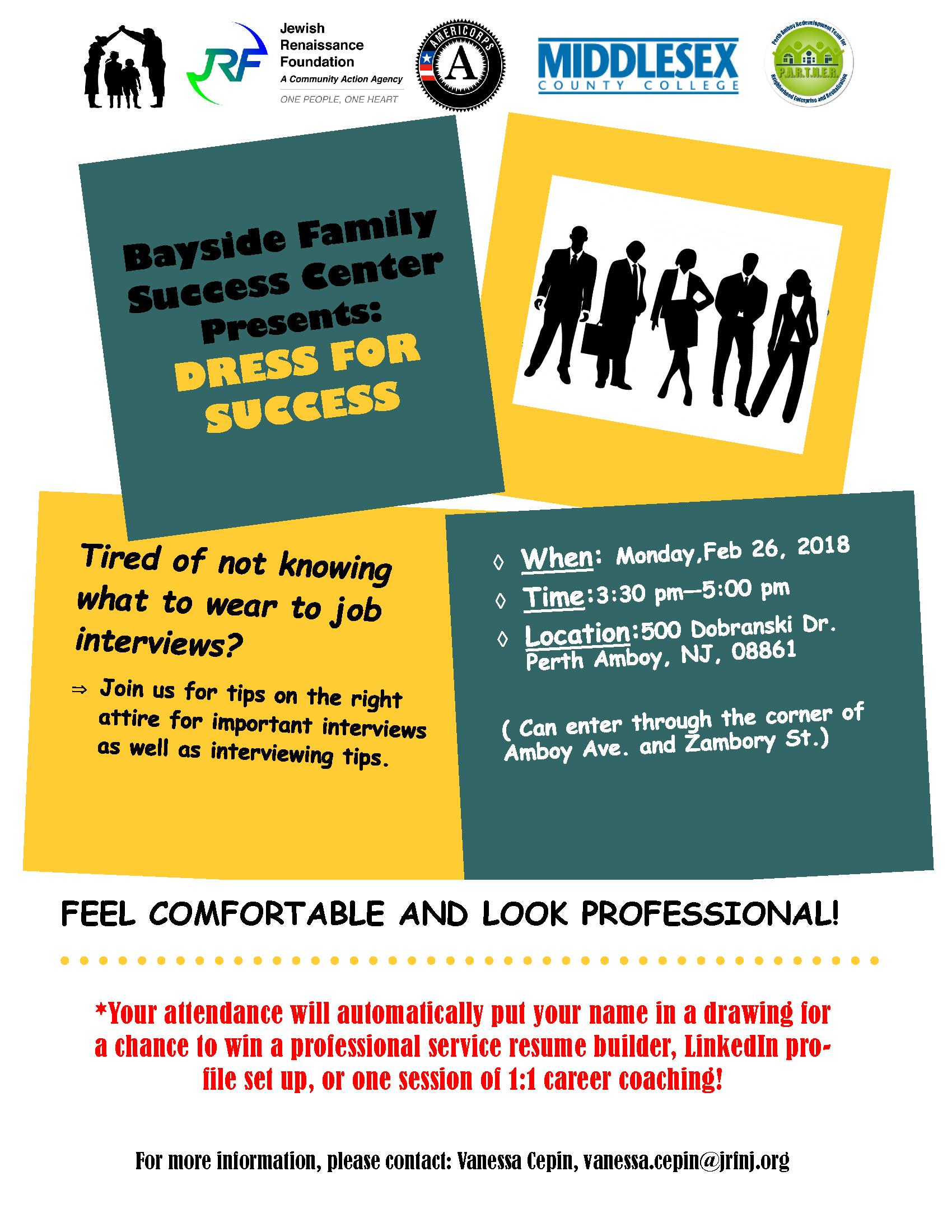 Career Fair Prep Workshop: Resume's Do's and Don'ts