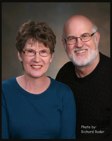 Rev. Mr. Dan and Mrs. Algene Mueller
