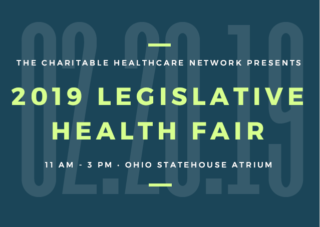 2019 Legislative Health Fair