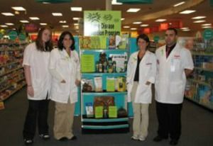 Ridgefield CVS Pharmacists Support BLAST
